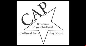 Cultural Arts Playhouse logo