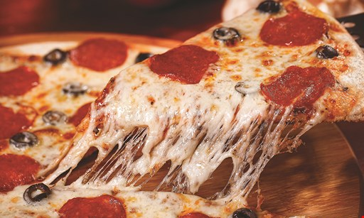 """Product image for Doughy B's Bar & Grill $5.99 12"""" pizza."""
