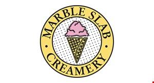 Marble Slab Creamery & Great American Cookie Co. logo