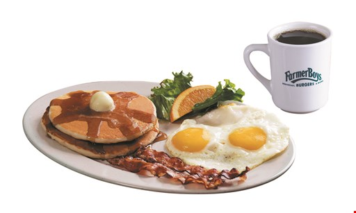 Product image for Farmer Boys Free Breakfast