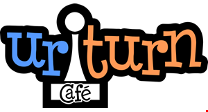 Urturn Cafe logo
