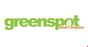 Green Spot Salad Company logo