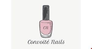 Convoite Nails logo