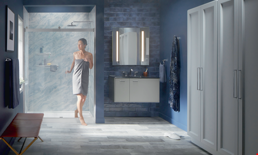 Product image for Elite Bathrooms Luxstone Of Long Island $1000 off LuxStone Shower or Walk-In Bath.