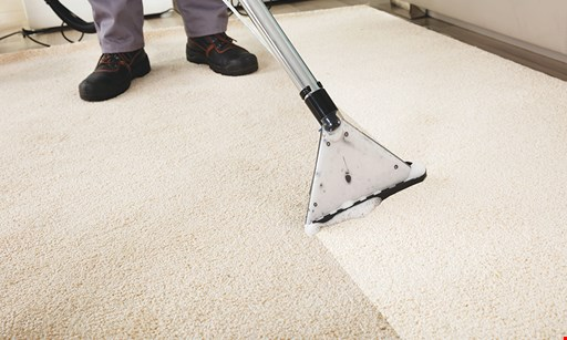 Product image for Power Clean Chem Dry $25 Off tile, stone & grout cleaning.
