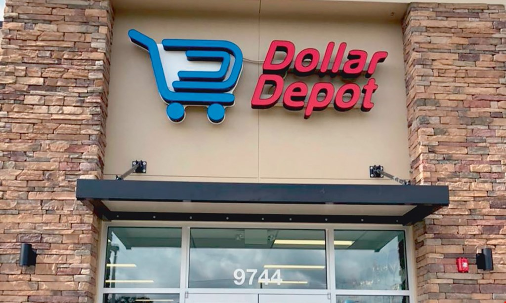 Product image for Dollar Depot $1 off any purchase