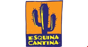 Product image for Esquina Cantina $5 Off any purchase of $30 or more.