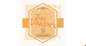 Jim Dandy's Pub & Grill logo