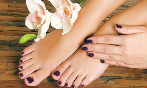 Product image for Namaste Nail Sanctuary 20% Off any service for first time clients.