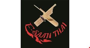 E-Saan Thai Sushi logo