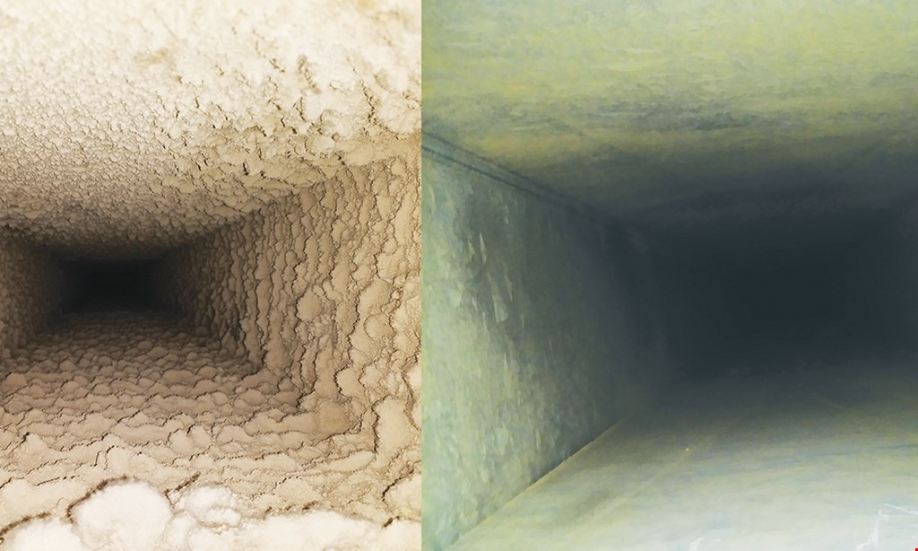 Product image for Carolina Duct And Crawl AIR DUCT CLEANING $49.95 CALL TODAY! OFFER INCLUDES: 10 VENTS, 1 RETURN VENT & A MAIN TRUNK LINE PLUS A COMPLETE SYSTEM INSPECTION!
