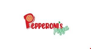 Pepperoni's Pizza - Cumming logo