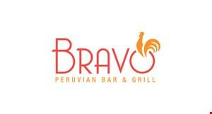 Bravo Peruvian Bar And Grill logo
