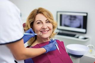 Product image for A-Z Dental Free Consultation Consulta Gratis Implante para Soporte de Dentadura