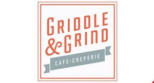 Griddle & Grind Cafe logo