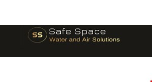 Product image for Safe Space Water And Air Solutions 10% Discount On Any Purchase