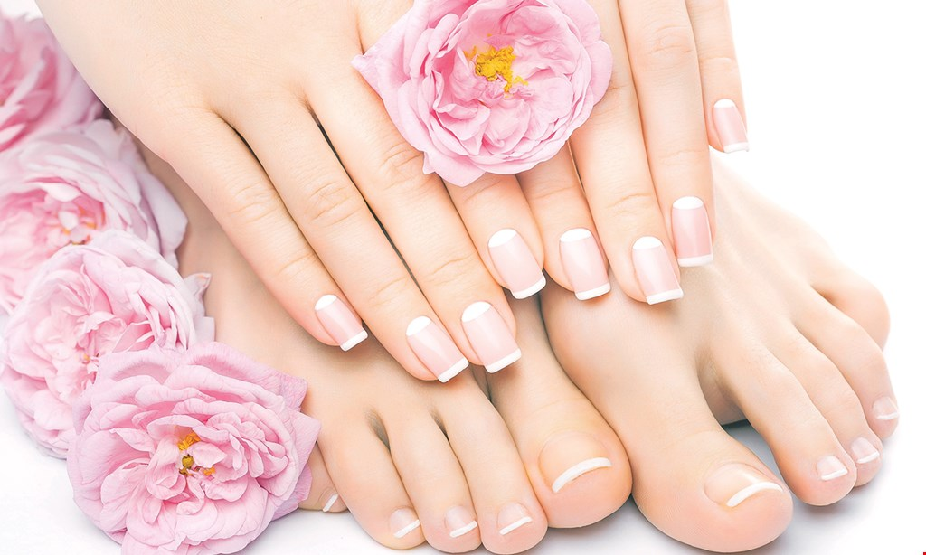 Product image for Be Pretty $120 12 reg. manicures ($12 each)  $144 (2 free), $250 12 reg. pedicures ($25 each) reg. $300 (2 free), $300 reg. 12 gel manicures ($30 each) reg. $360 (2 free).