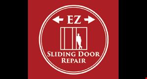 EZ Sliding Door Repair logo