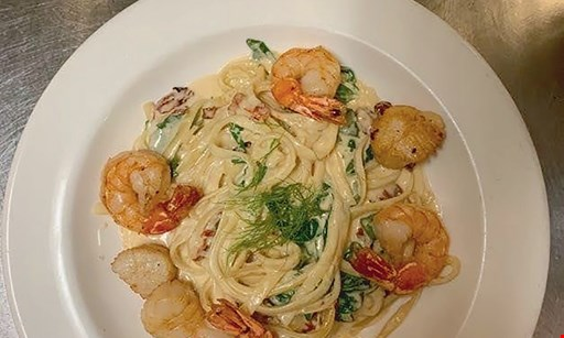 Product image for Trattoria Aroma $10 off any purchase of $50 or more.