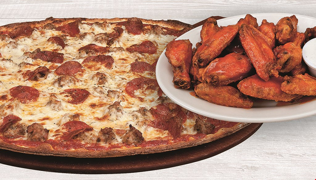 Product image for Rosati's Pizza Bay View 11% OFF ANY PURCHASE carryout & delivery only