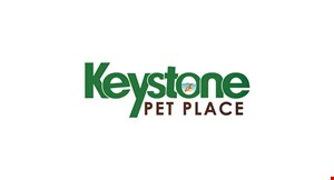 Product image for Keystone Pet Place $10 OFF Any Bath or $15 OFF Any Full Groom.