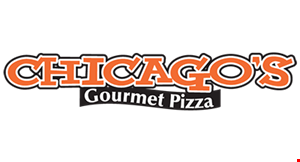 Chicago's Gourmet Pizza logo