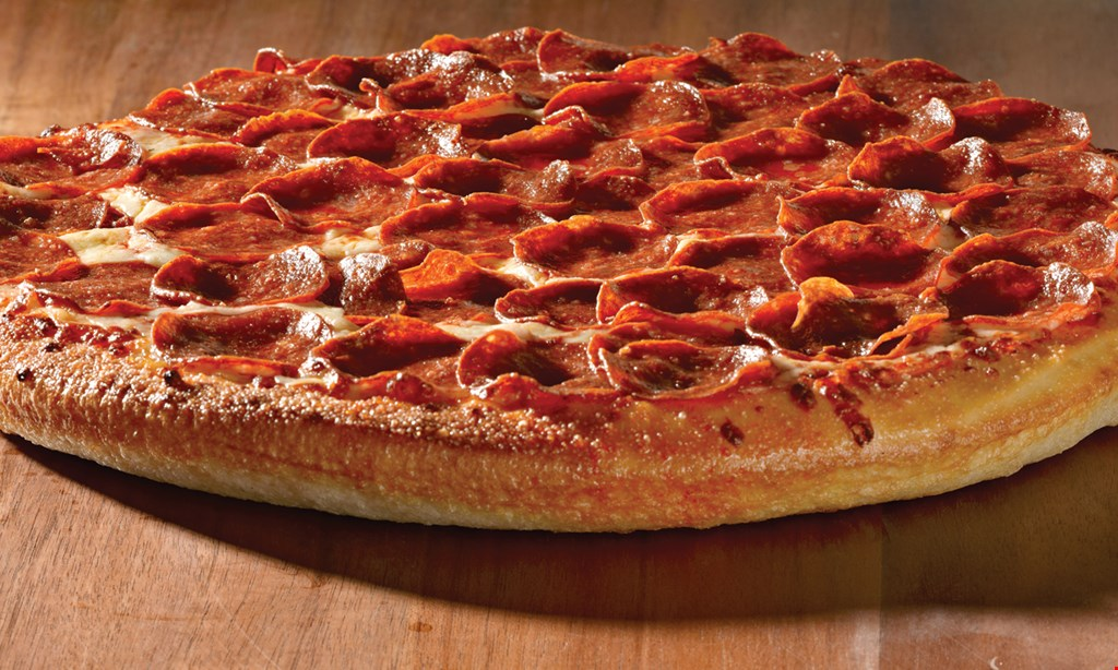 Product image for Alfredo's Pizza $30.95+ tax large pizza, 20 wings and 2-liter soda (toppings extra).