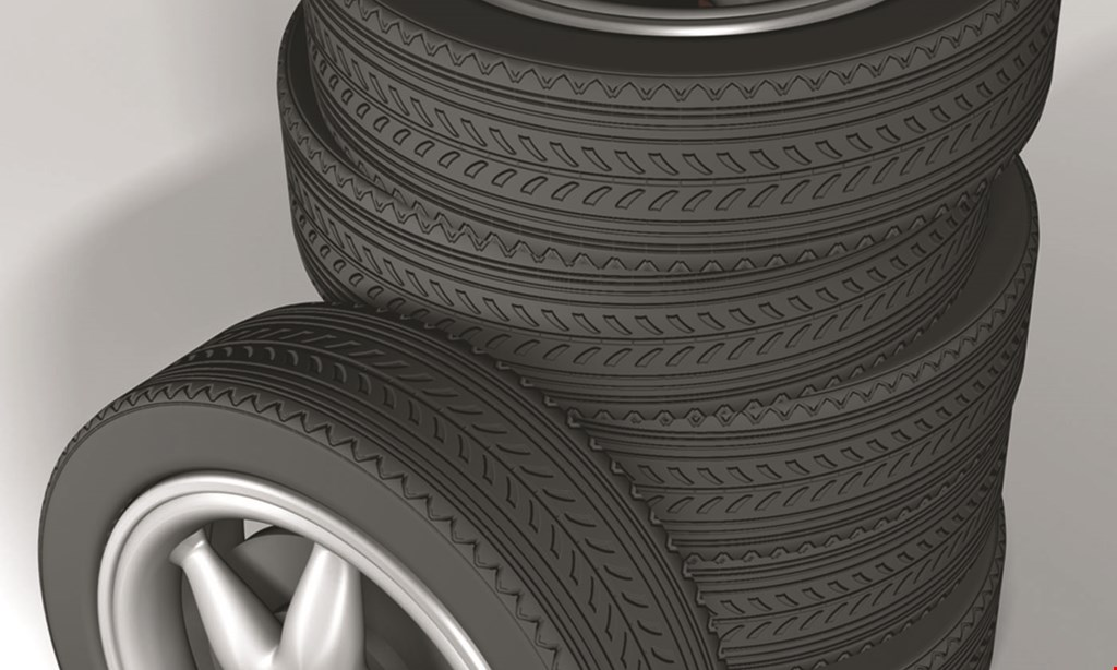 Product image for THE TIRE STORE NO sales tax we pay the taxes on a set of 4 tires!.