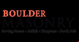 Boulder Masonry logo