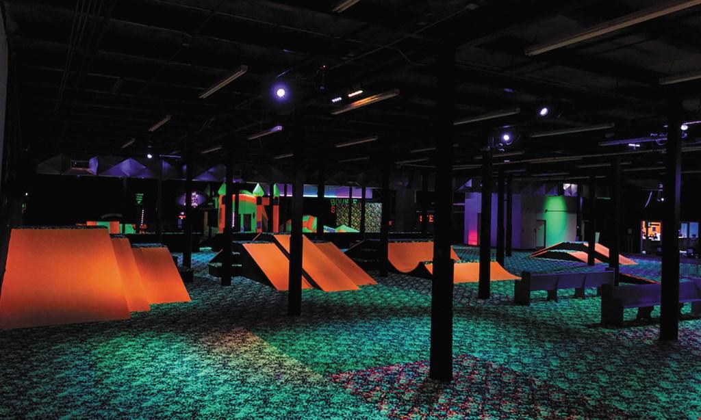 Product image for Fun Slides Carpet Skate Park - North $5 OFF 2 hr skate time (up to 4 skaters)