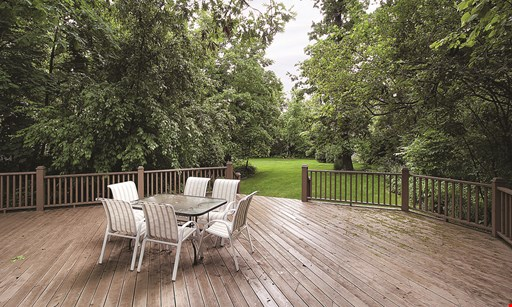 Product image for Decks By Jim- Cleaning $25 Off any service.