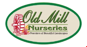 Product image for Old Mill Nurseries $2 Off propane exchange.