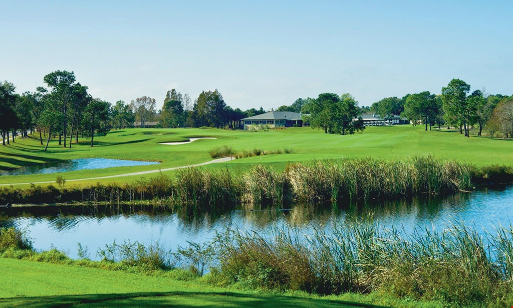 Product image for Hunter's Creek Golf Club $30 Senior Special Includes golf and warm-up range balls, valid Monday – Thursday.