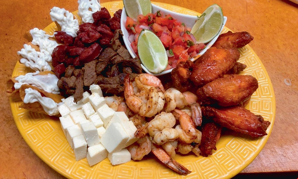 Product image for Chilangos Restaurant $1 OFF any lunch of $10 or more.