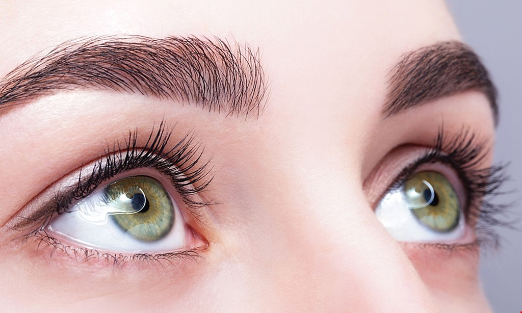 Product image for Lash & Brow Salon $10 OFF any service of $50 or more.