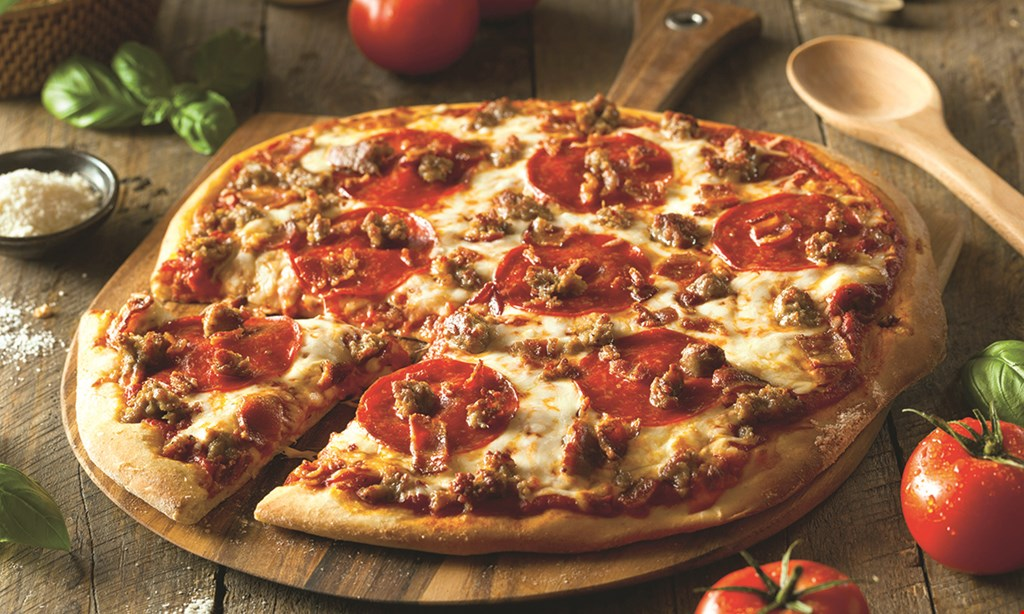 Product image for Carini Pizza $2 OFF ANY 2 LARGE SUBS