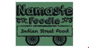 Product image for Namaste Foodie - in The Common Kitchen $10 OFF any purchase of $50 or more.