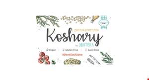 Koshary By Misteka  - in The Common Kitchen logo