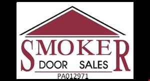 Product image for Smoker Door Sales Addl. 5% off Amarr Classica doors