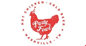 Party Fowl - Donelson logo