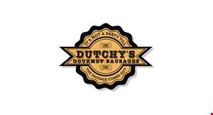 Dutchy's Gourmet Sausages logo