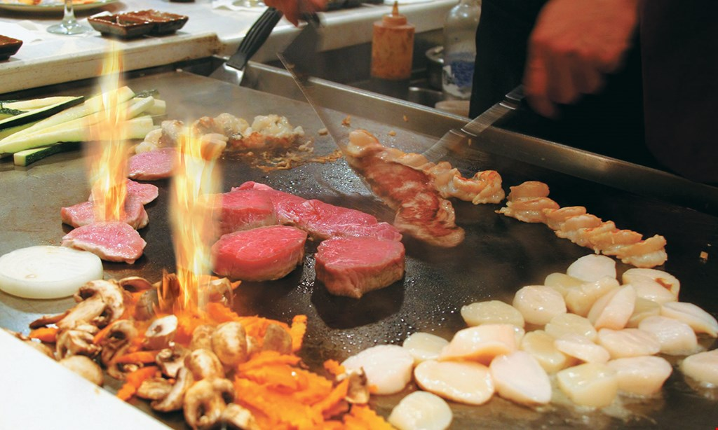 Product image for Joki Japanese Steakhouse $10 OFF any purchase of $50 or more.