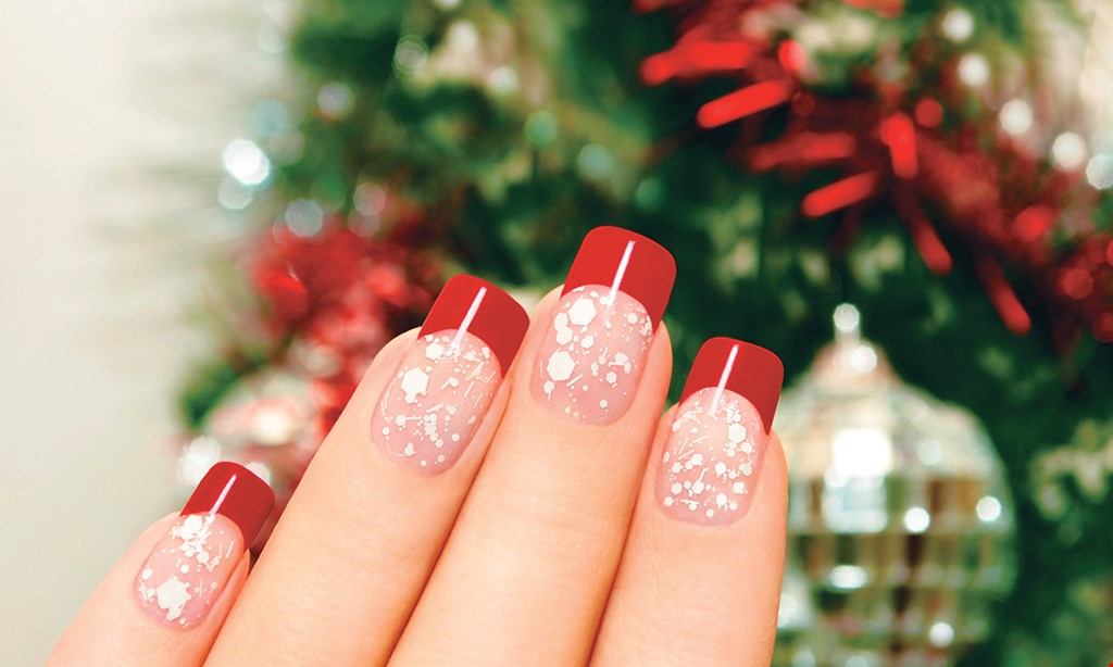 Product image for V Nails & Spa $10 Off services of $30 or more.