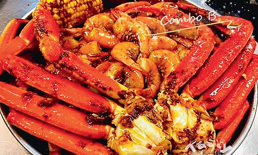Product image for Matthews Tasty Crab House 10% OFF any purchase of $50 or more.