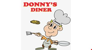Product image for Donny's Diner $5 FREE Slot Play.