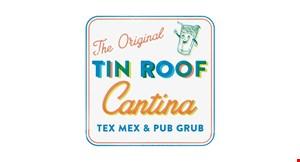 The Original Tin Roof Cantina logo