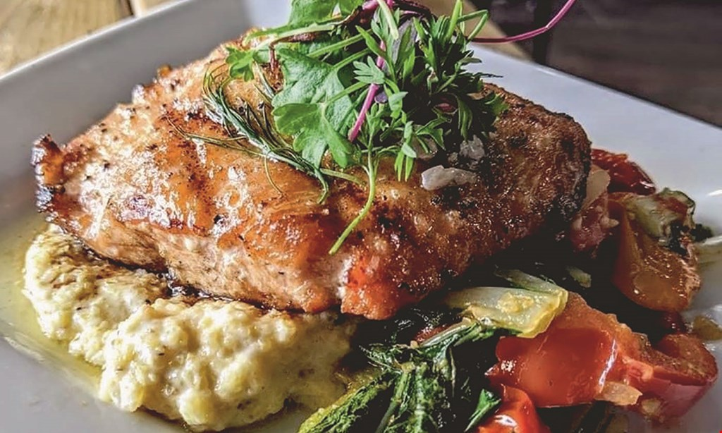 Product image for Catalan Tapas Bar 10% Off your check max value $10. Good only on dine-in and takeout orders by phone..