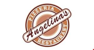 Angelina's Pizzeria & Restaurant logo