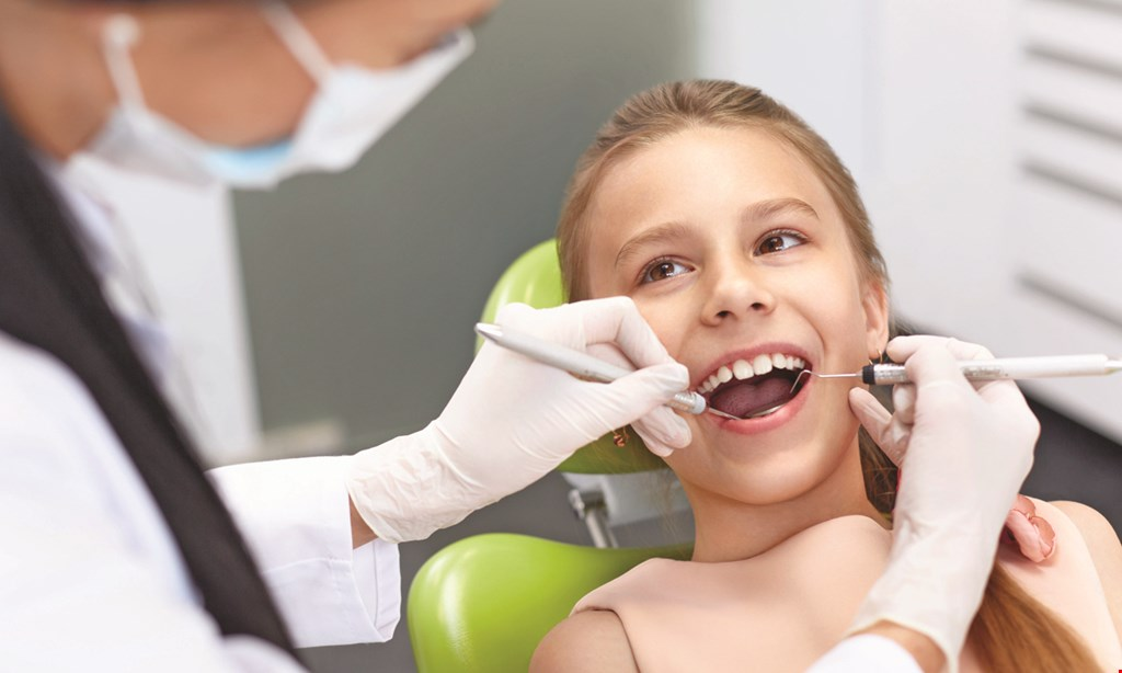 Product image for A Dental Home 4 Kidz $100OFFFirst Treatment Appointment.