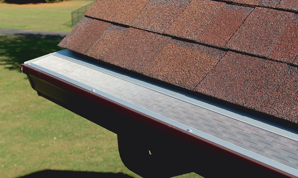 Product image for All American Gutter Protection - Charlotte $100 OFF any install (75 ft. minimum)